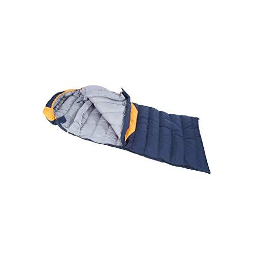 sleeping bag Mantiene el calor al aire libre adulto viajando camping hogar espesamiento cálido individual sucio individual para hombres y mujeres cómodo (tamaño: 225 cm x 80 cm)