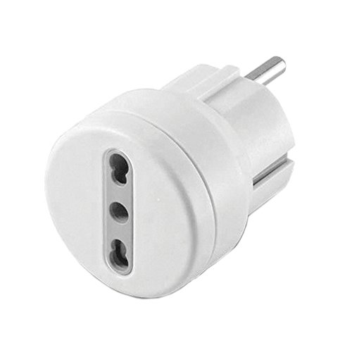 Electraline-Adapter, weiß, 71047