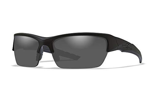 Wiley X Schutzbrille von WX, Unisex, Sonnenbrillen, Wx Valor, Matte Black/Smoke Grey/Clear/Light Rust
