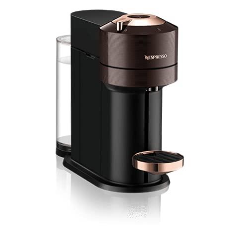 Nespresso Vertuo Next Kapsel Maschine Braun Gold