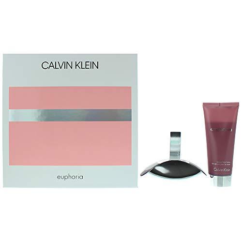 Calvin Klein Euphoria - Edp 50 Ml + Tělové Mléko 100 Ml...