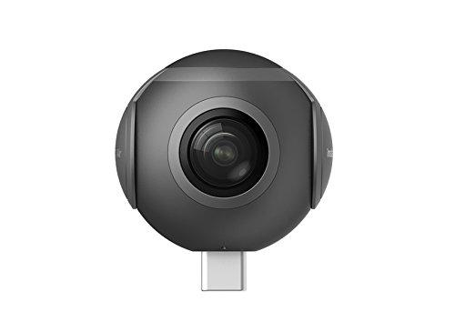 Insta360 BXINSAIRT - Insta 360 Air - Cámara VR con USB Tipo C, Color Gris