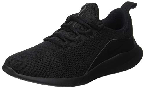 Nike Boys' Viale (GS) Running Shoe, Black/Black-Black, 6Y Youth US Big Kid