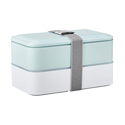 Butlers SNACK PACK Lunchbox inkl. Besteck L 19 x B 11cm