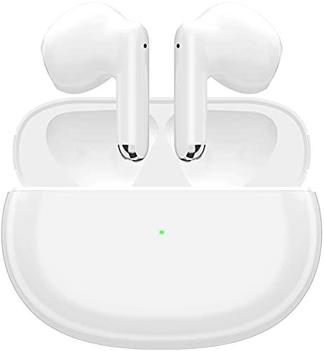 Cuffie Bluetooth Wireless Auricolari con Microfono Incorporato Cuffie Senza Fili con Custodia di...