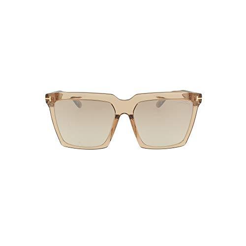 Tom Ford Damen Sonnenbrillen FT0764, 57G, 58