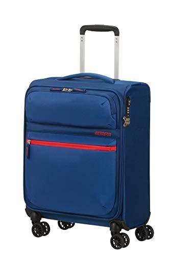 American Tourister Matchup Koffer, 55 cm, 42 Liter, Neon Blue
