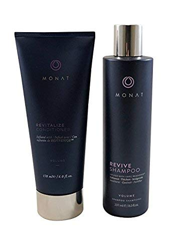 Beauty Shopping Monat Revive Shampoo and Volume Revitalize Conditioner