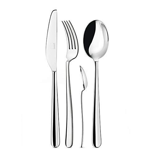 Giannini 0407009 - Cucharón para servir goccia posada, color metálico