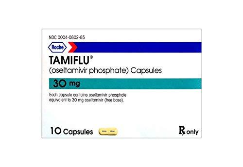 Tamiflu (Brand for Oseltamivir, Oral Capsule)