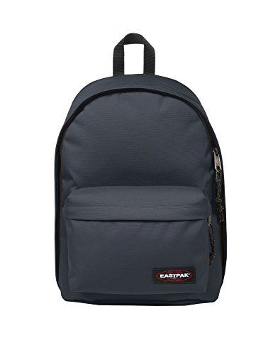 Eastpak Out Of Office Midnight rugzak, polyamide, zwart, 480 g, 27 l, 330 x 290 x 30 mm, 290 x 221 x 439 mm)