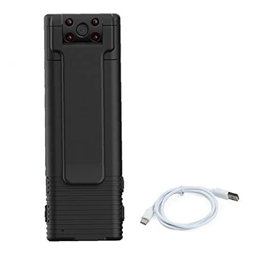Registratori Micro Video Camera voce B21 1080 Piccolo Wireless Mini telecamera per la sicurezza nero
