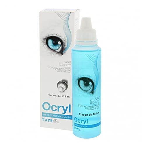 Ocryl TVM 135 ML - Soin des Yeux - Chien et Chat