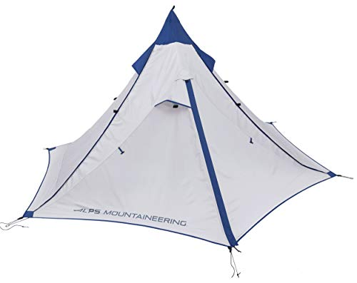 ALPS Mountaineering Trail Tipi 2-Person Tent, Gray/Navy