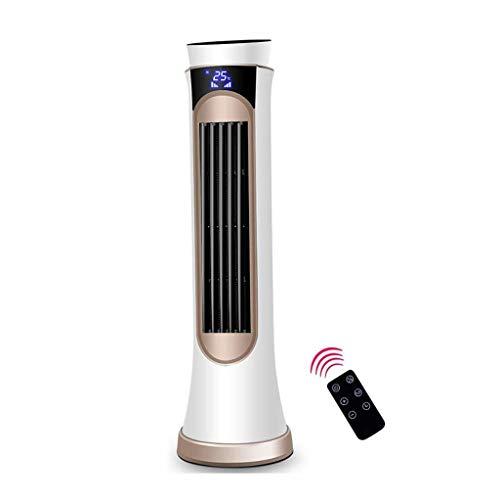 CFTGB Silence Verticale ventilatorkachel 3300 W afstandsbediening radiator type toren LED-touchscreen, grote hoekwisseling, voor thuis, slaapkamer, kantoor, woonkamer