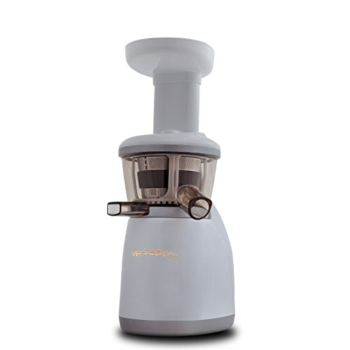 Versapers Entsafter Titanium 2G, Entsafter Slow Juicer by Versapers (70 Rpm /4 Kg)
