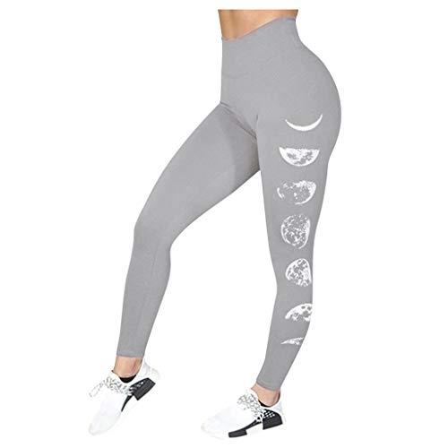 Yogabroek voor dames, strak zitvlak in de vorm van een yogabroek, leggings, voor gymnastiek, sport, fitness, leggings, voor vrouwen