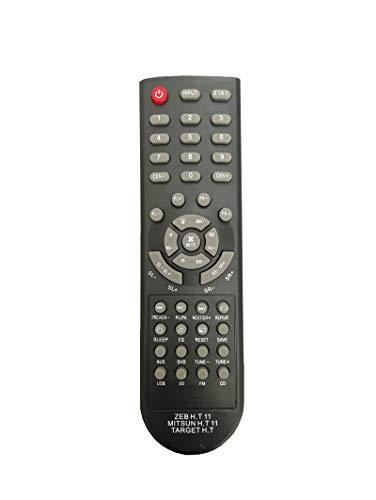 LipiWorld® HT 11 2.1/5.1 USB SD AUX FM Home Theater System Remote Control Compatible for MITSUN