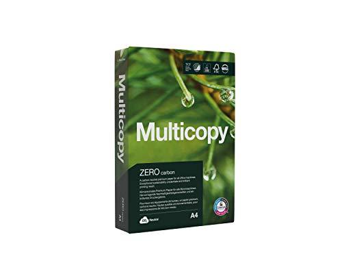 Multicopy Zero, A4-Papier, 80 g/m², 500 Blatt