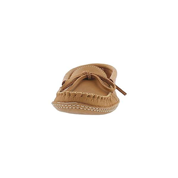 SoftMoc Men's Double Sole Unlined Moccasin Cork