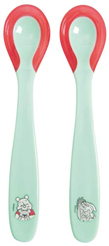 Tigex 110160 Thermo Sensitive Baby Spoons