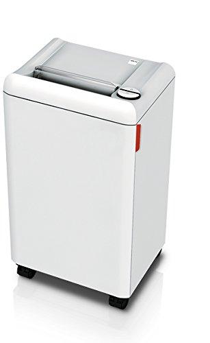 Ideal 2404/4mm Strip Shredding, weiß Aktenvernichter–zerstörerischen von Papier (Strip Shredding, 24cm, 35l, weiß, 580W, 395x 295x 700mm)