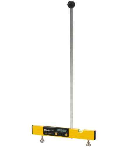 M-D Building Products 93975 Smart Tool Adam Digital Slope Walker with Carrying Case