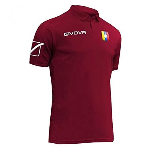 Venezuela Home Camiseta Race Jersey, Hombre, Vinaccio, 2XL