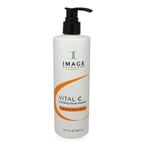 Image Skincare Vital C Hydrating Facial Cleanser, 12 Ounce