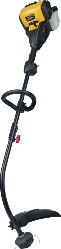 Poulan Pro PP428C, 16 in. 28cc 2-Cycle Gas Curved Shaft String Trimmer