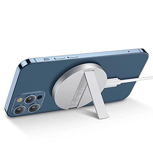 ESR HaloLock Cargador Inalámbrico Magnético, Soporte de Carga Rápida MagSafe-Compatible Solo para...