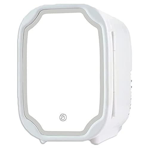 Mini refrigerador cosmético portátil de 8L AC/DC Refrigeradores para el Cuidado de la Piel Refrigerador de Belleza Refrigerador de Maquillaje para el hogar y el automóvil