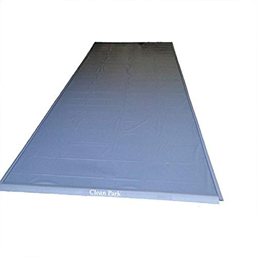 Auto Care Products 70718 Clean Park 7.5  x 18  Heavy Duty Garage Mat with 50-mil Vinyl Sheeting