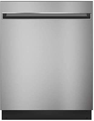 GE GDT225SSLSS 24 Inch Built In Fully Integrated Dishwasher with 3 Wash Cycles, 12 Place Settings, in Stainless Steel