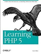 Learning PHP 5 1st (first) edition Text Only