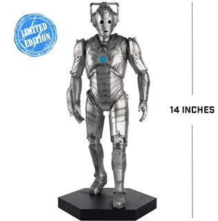 DOCTOR WHO FIG SPECIAL 3 MEGA CYBERMAN