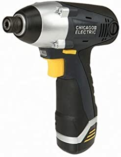 Best chicago electric 1/4 hex impact driver Reviews