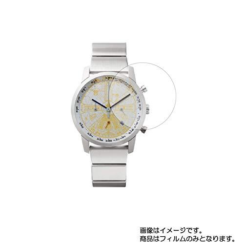 【2枚セット】Sony wena wrist pro Chronograph set STAR WARS limited edition 用【反射防止ノンフィラータイプ】液晶保護フィルム ギラツキなし
