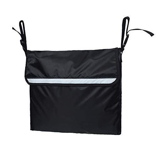 WANGXN Aufbewahrungstasche für Rollstühle,l Aufbewahrungstasche Reise Messenger Rucksack Mit Leicht Zugänglichen Tasche & Taschen Für Handicap Und ältere Menschen