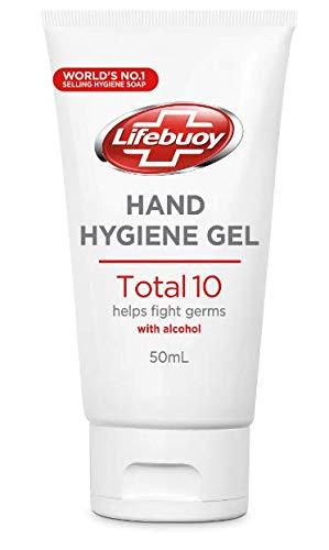 Lifebuoy Total 10 Gel Higiene Manos con Alcohol 50 ml