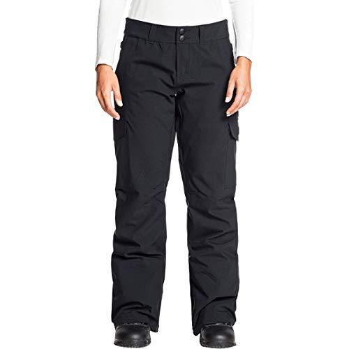 DC Nonchalant Womens Snowboard Pants Black Sz S