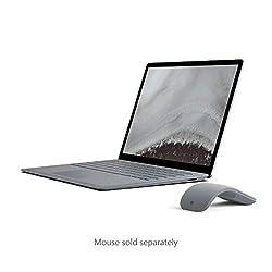 Image of Microsoft  Surface Laptop 2 (Intel Core i5, 8GB RAM, 256GB) - Platinum: Bestviewsreviews