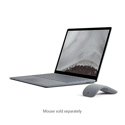 "Microsoft Surface Laptop 2 LQN-00001 Laptop (Windows 10 Home, Intel Core i5, 13.5"" LCD Screen, Storage: 256 GB, RAM: 8 GB) Platinum"