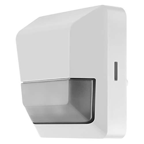 LEDVANCE Sensor für Wandmontage, 180 Grad Erfassungsradius, IP55 Schutzklasse, Weiß, SENSOR WALL