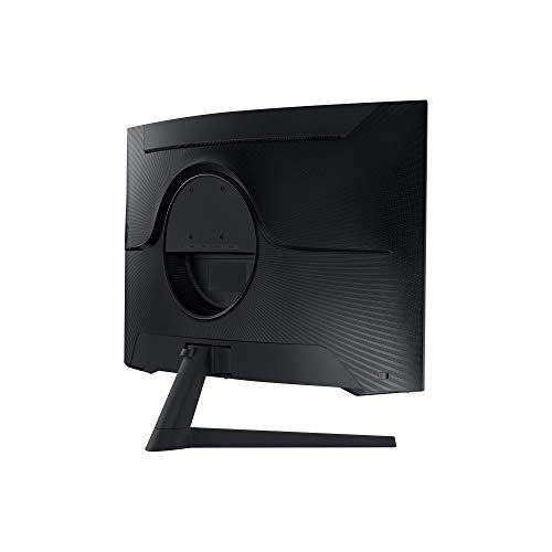 Samsung Odyssey C32G53T 32 Zoll 1000R Curved Gaming Monitor mit 2560x1440p Auflösung, 144hz Bildwiederholrate, 1ms Reaktionszeit - 7