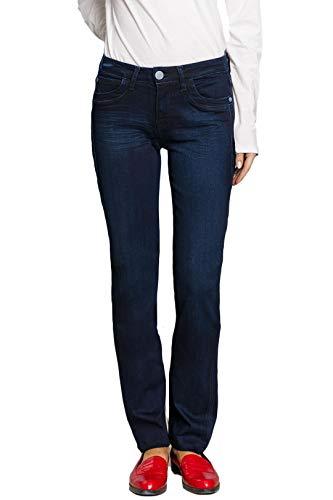 BlueFire Damen Jeans Nancy Tight Bfine Slim Fit Blueblack (84) 32/32
