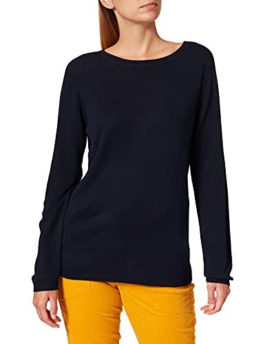 Cecil Damen 301549 Pullover, deep Blue, L