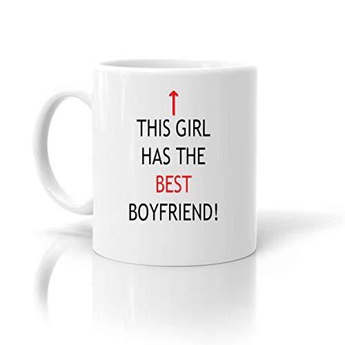 """Lplpol Teetasse – """"I Love You Mug As Much As Shooting Tasse, Valentinstag, Geburtstag, Jahrestag, Ehemann, Neuheit, Geschenk, perfekt zum Verschenken oder Sammeln, keramik, Farbe 09, 15 oz"""