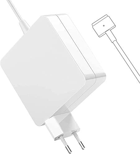 Adaptador de corriente de 45 W, cargador T-Tip, compatible con el cargador Mac book Air, adecuado para Mac book pro de 13 pulgadas (modelos anteriores a mediados de 2012)