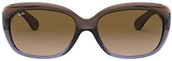 RayBan Jackie Ohh Gradient Rectangle Sunglasses
